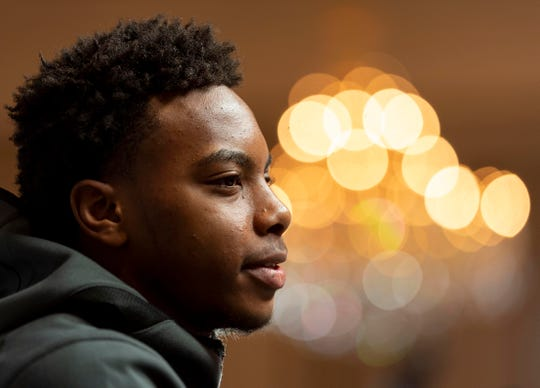 Vanderbilt freshman Darius Garland is considered one of the top point guards in this year's NBA draft.