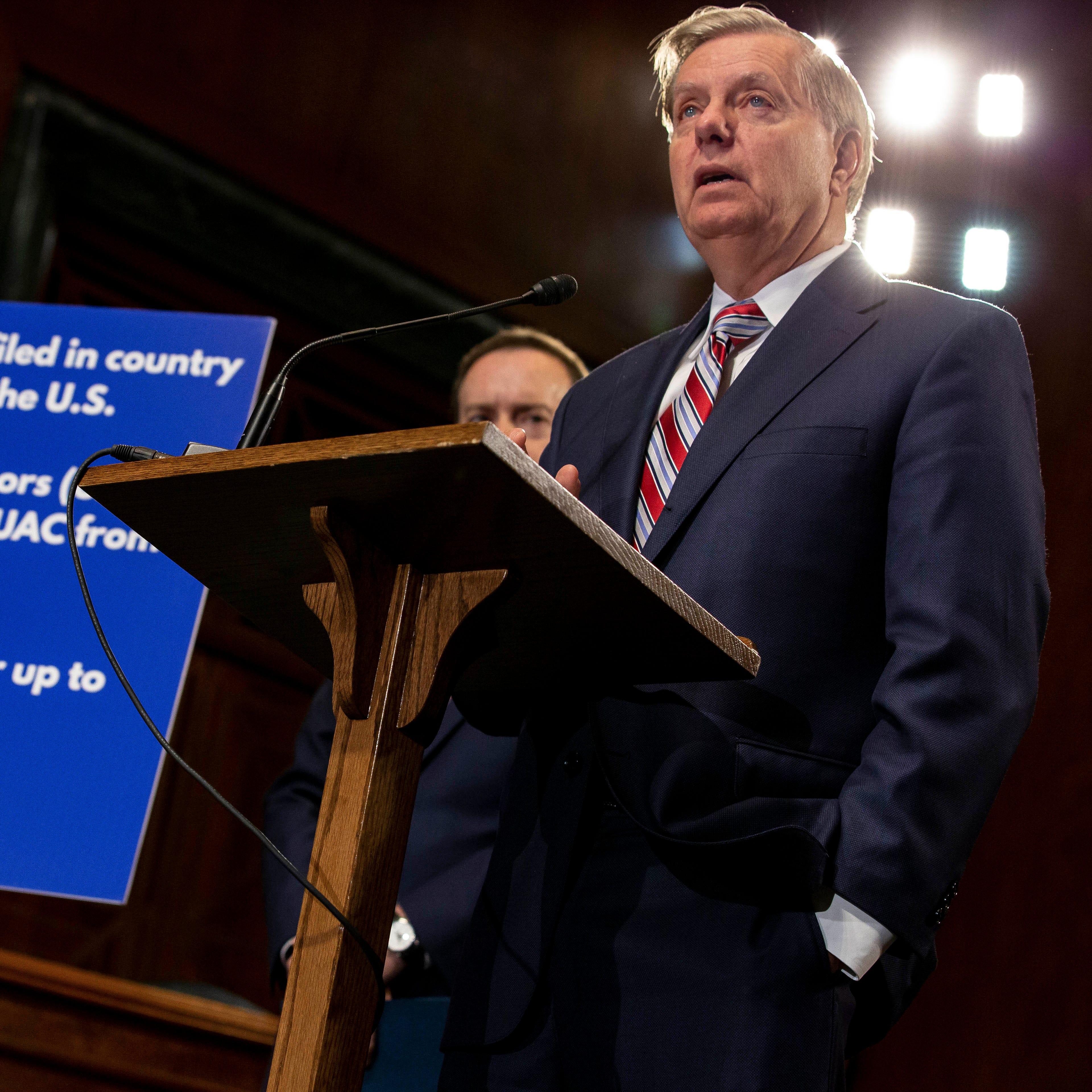 Aliado de Trump le pide endurecer leyes para solicitar asilo