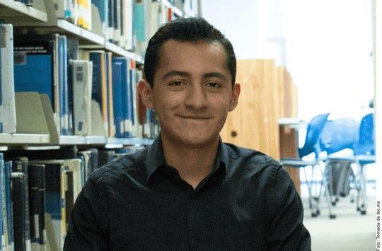 Daniel Marín, estudiante de PrepaTec Estado de México, fue admitido en nueve de las mejores universidades de Estados Unidos.