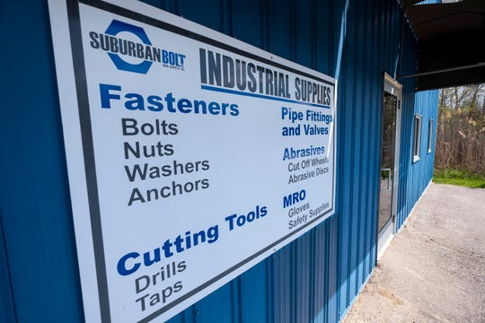 Suburban Bolt and Supply Co. offers fasteners, cutting tools, abrasives, PVF, shop supplies, safety products and more. The company's Port Huron showroom is located at 3754 Griswold Road.