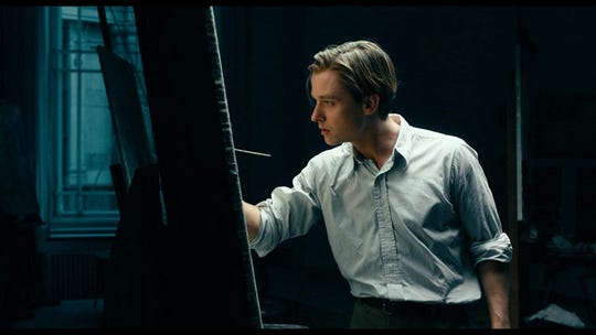 """Tom Schilling stars in """"Never Look Away,"""" playing at CapFilms."""