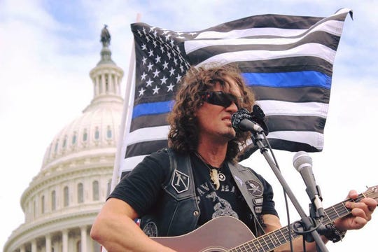 Dave Bray is a singer and songwriter that dedicates his music career to those who serve. He is actually a veteran himself.