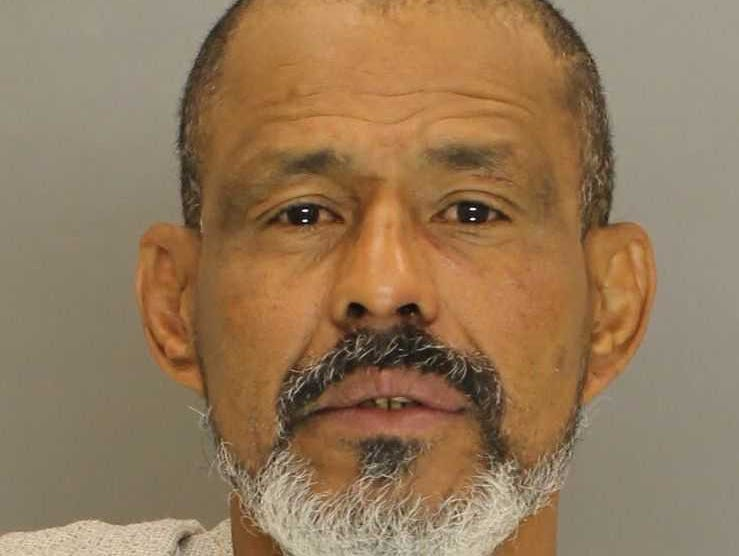 Victor Ciriaco-Rosario, arrested for simple assault and harassment.