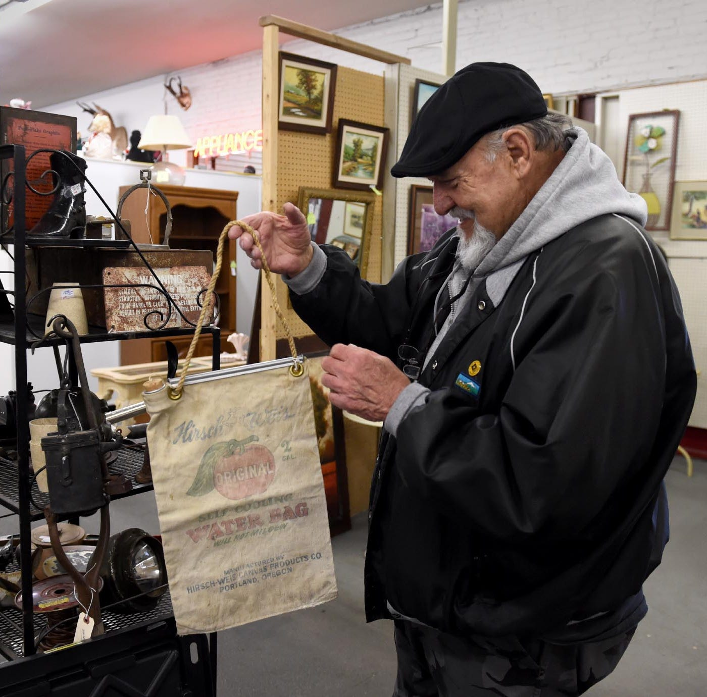 Landlord boots Virginia Street Antique Mall from Midtown after lease not renewed