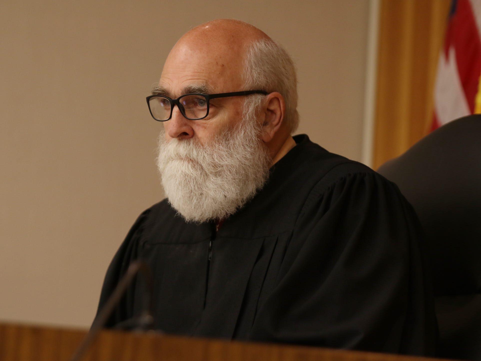 Judge Thomas Rainbow Morse is presiding over the case.