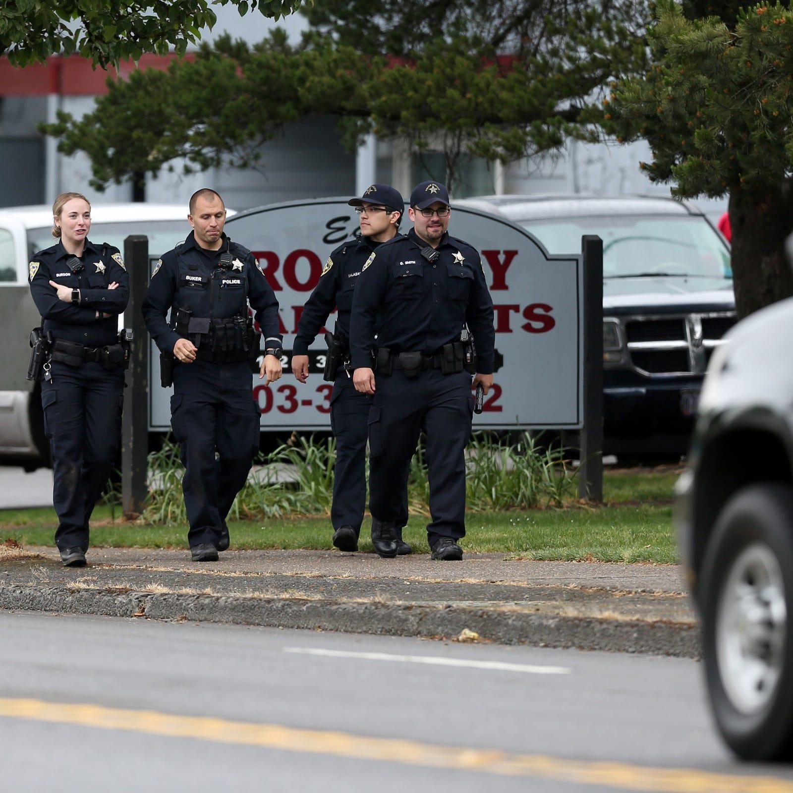 SWAT team apprehends suspect after Salem Police officer shot during traffic stop