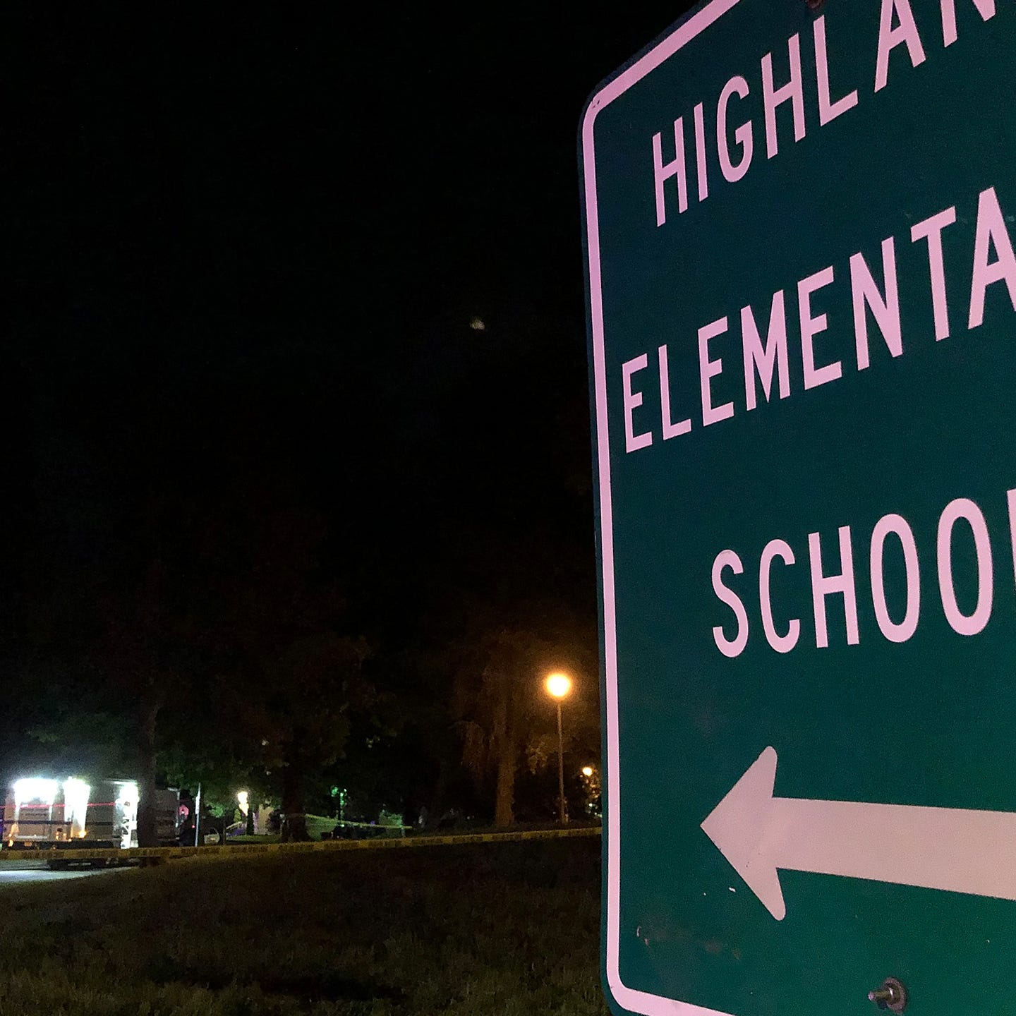 Highland Elementary School closed Wednesday following Salem shooting