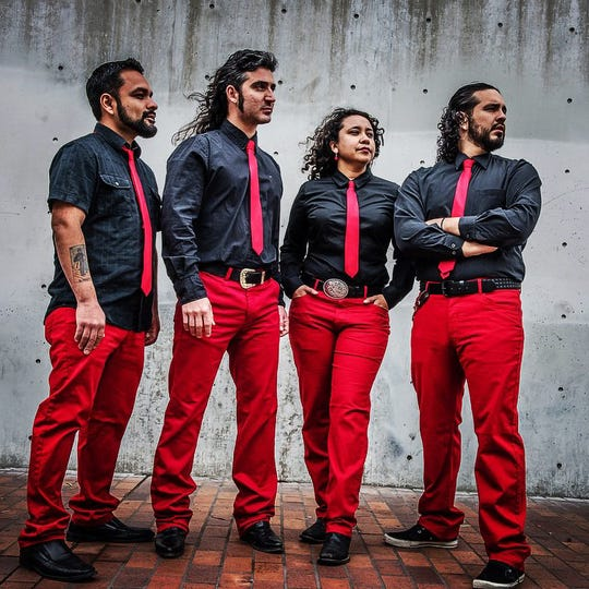 Viento Callejero opens the summer concert season on the City Green Thursday, June 20.