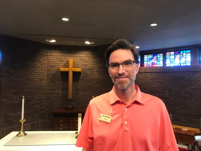 Andy Bryan is a seventh-generation Methodist minister. The denomination, he says, looks like it might be headed toward a schism over the issue of gay marriage and the ordination of gays.