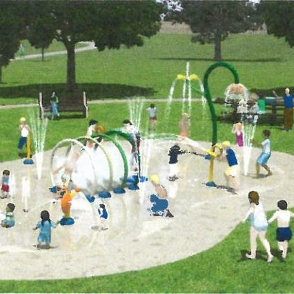 Sartell looks to replace aging Watab wading pool with splash pad