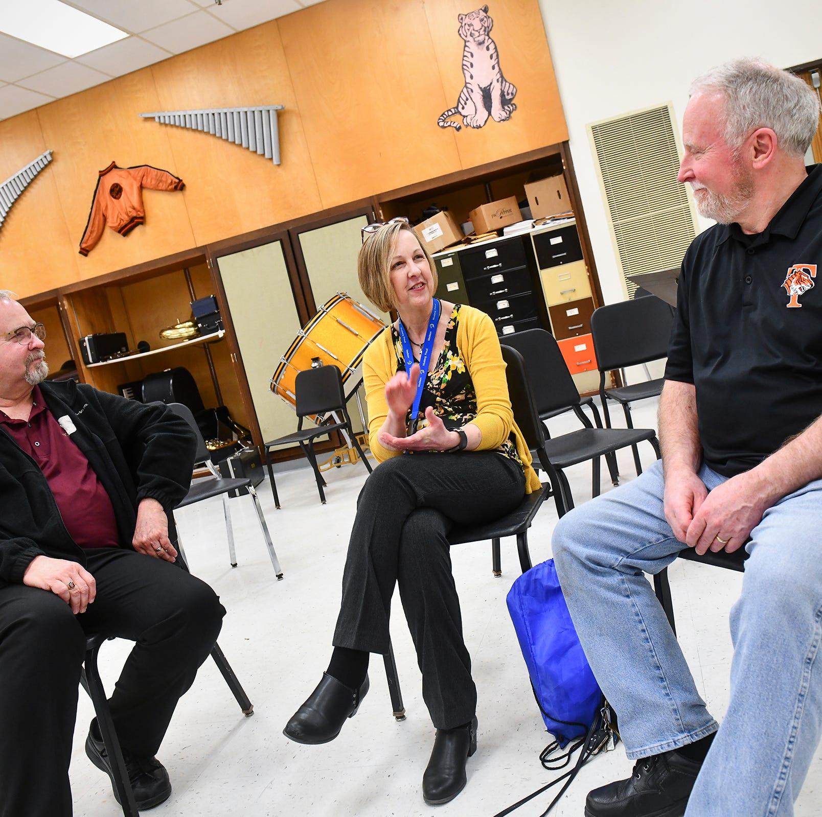 As 3 music teachers take final bows, they celebrate kids, lament cuts