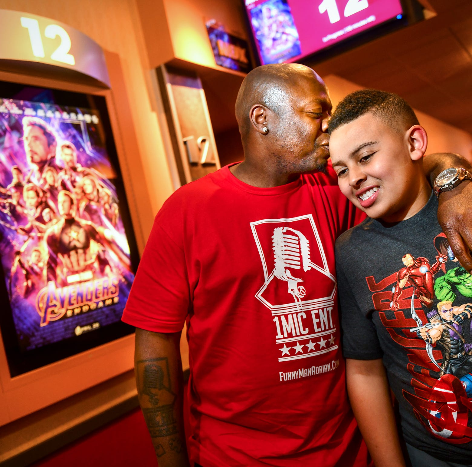 'Avengers for Autism' assemble for Sunday show thanks to local comedian