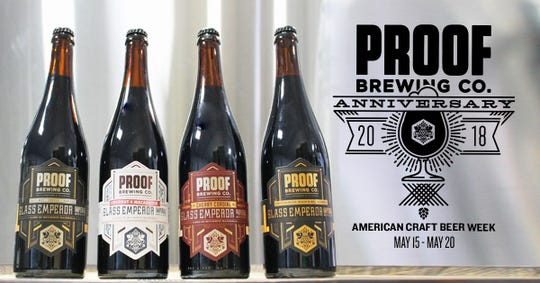 Proof will be releasing two of its Glass Emperor series.