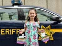 Serving those who serve: One local family is making friends through Adopt-a-Cop