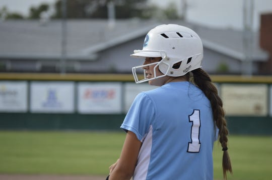 Mariah Guerrero is a junior on the Redwood High School softball team.