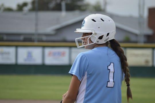 Mariah Guerrero is a junior on the Redwood High School softball team.