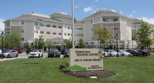 The Elizabeth Seton Pediatric Center in Yonkers, May 15, 2019.