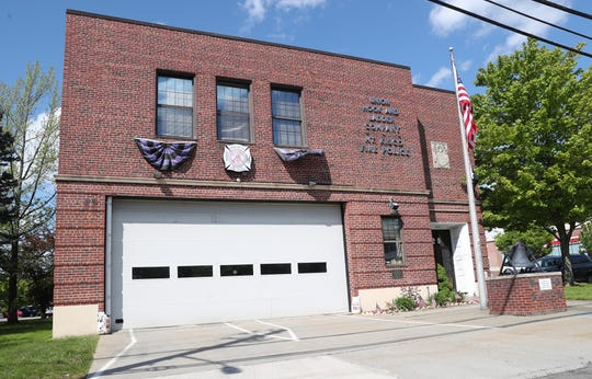 Green Street firehouse on Green Street in Mount Kisco May 15, 2019.