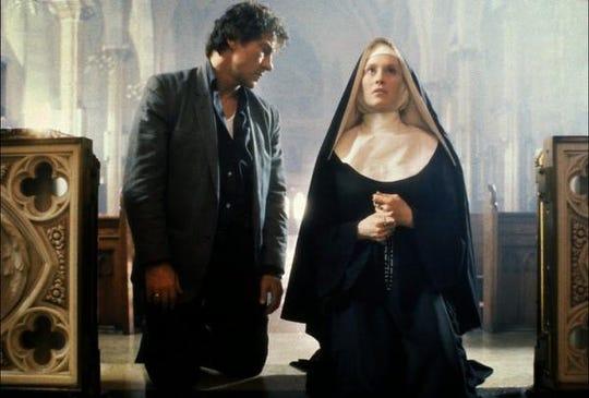 """Harvey Keitel in Abel Ferrara's the """"Bad Lieutenant."""""""