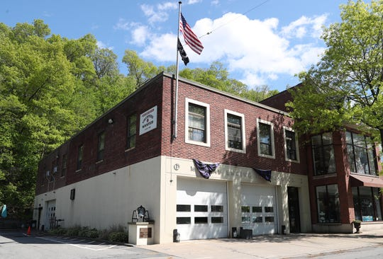 Mutual Engine Company firehouse on Main Street in Mount Kisco May 15, 2019.