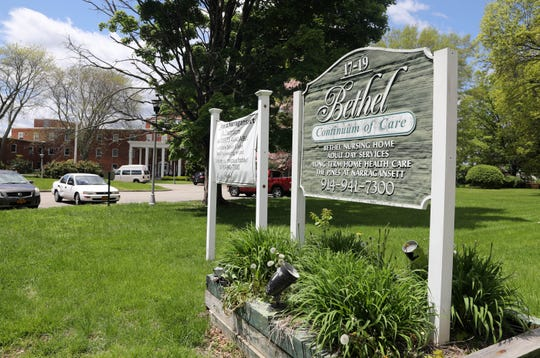 Bethel Nursing Home Company in Ossining May 15, 2019.