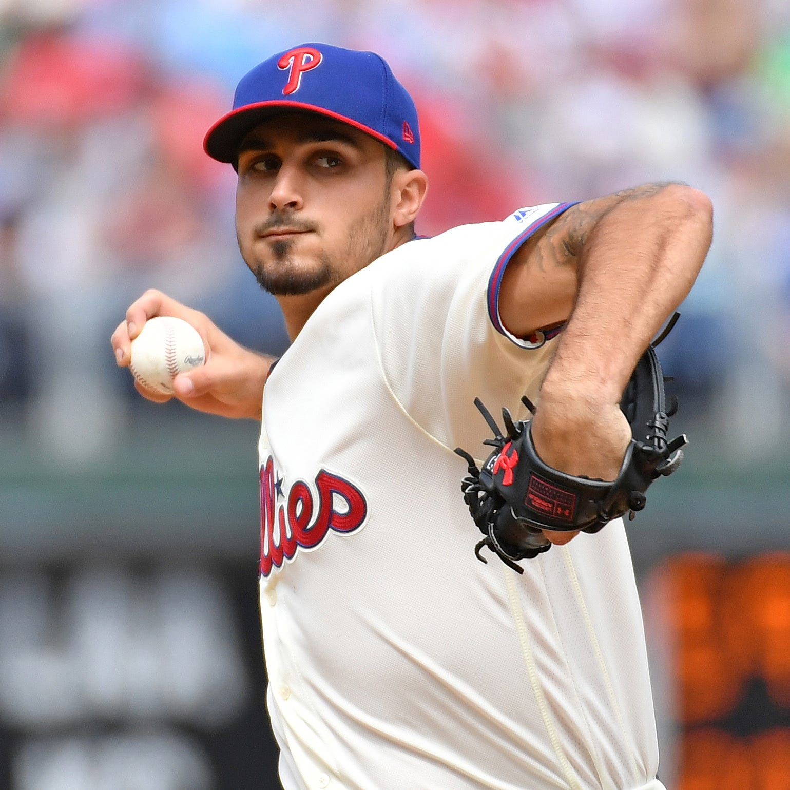 Phillies pitcher Zach Eflin overcame tragedy to become one of MLB's biggest surprises
