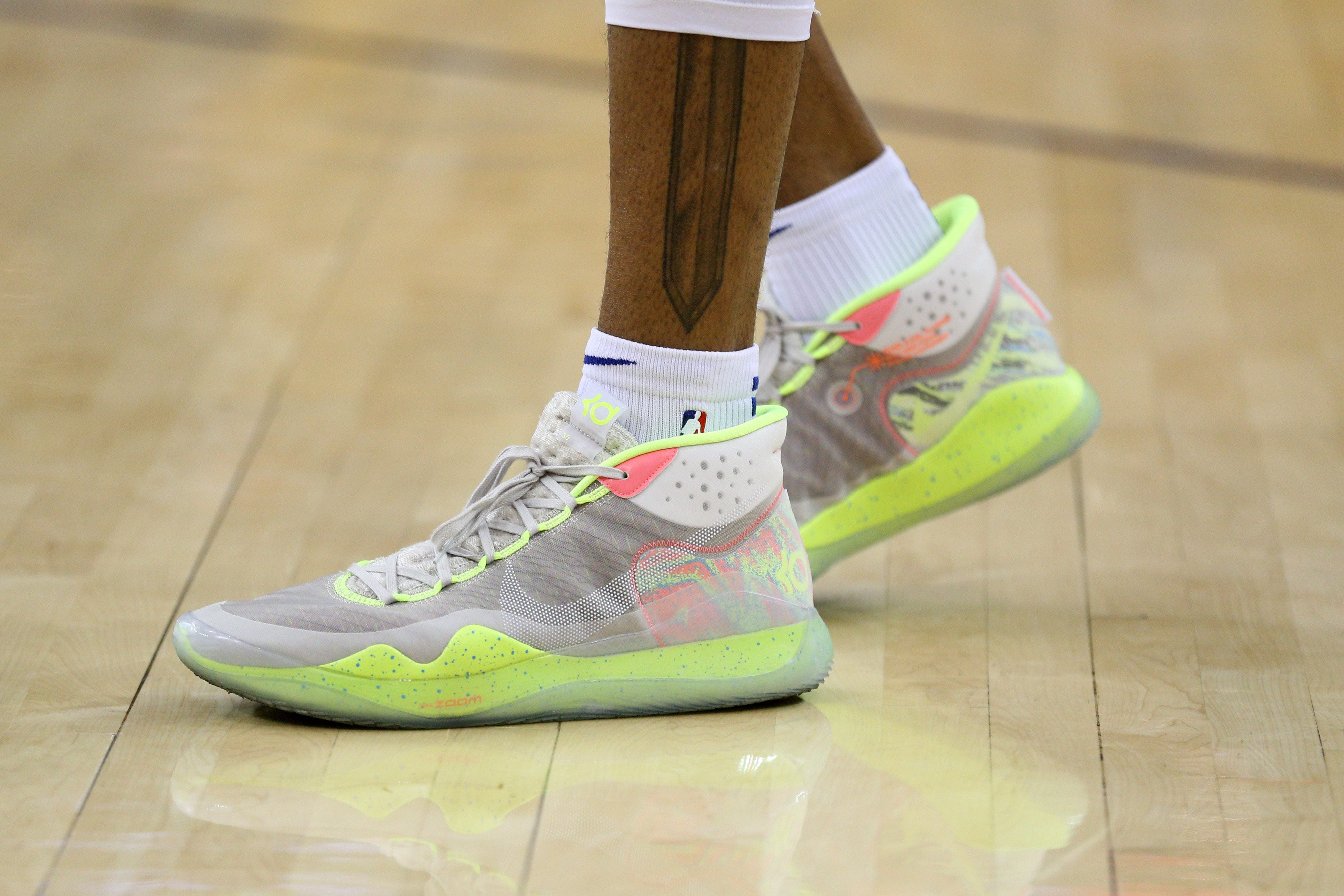 48829a4f04ad NBA shoes  Coolest kicks of the 2018-19 season