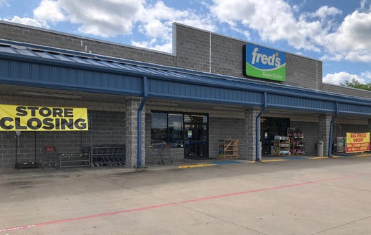 Fred's is closing 104 more stores, which represent 18% of the company. Mississippi, Arkansas, Georgia and Tennessee are losing the most locations.