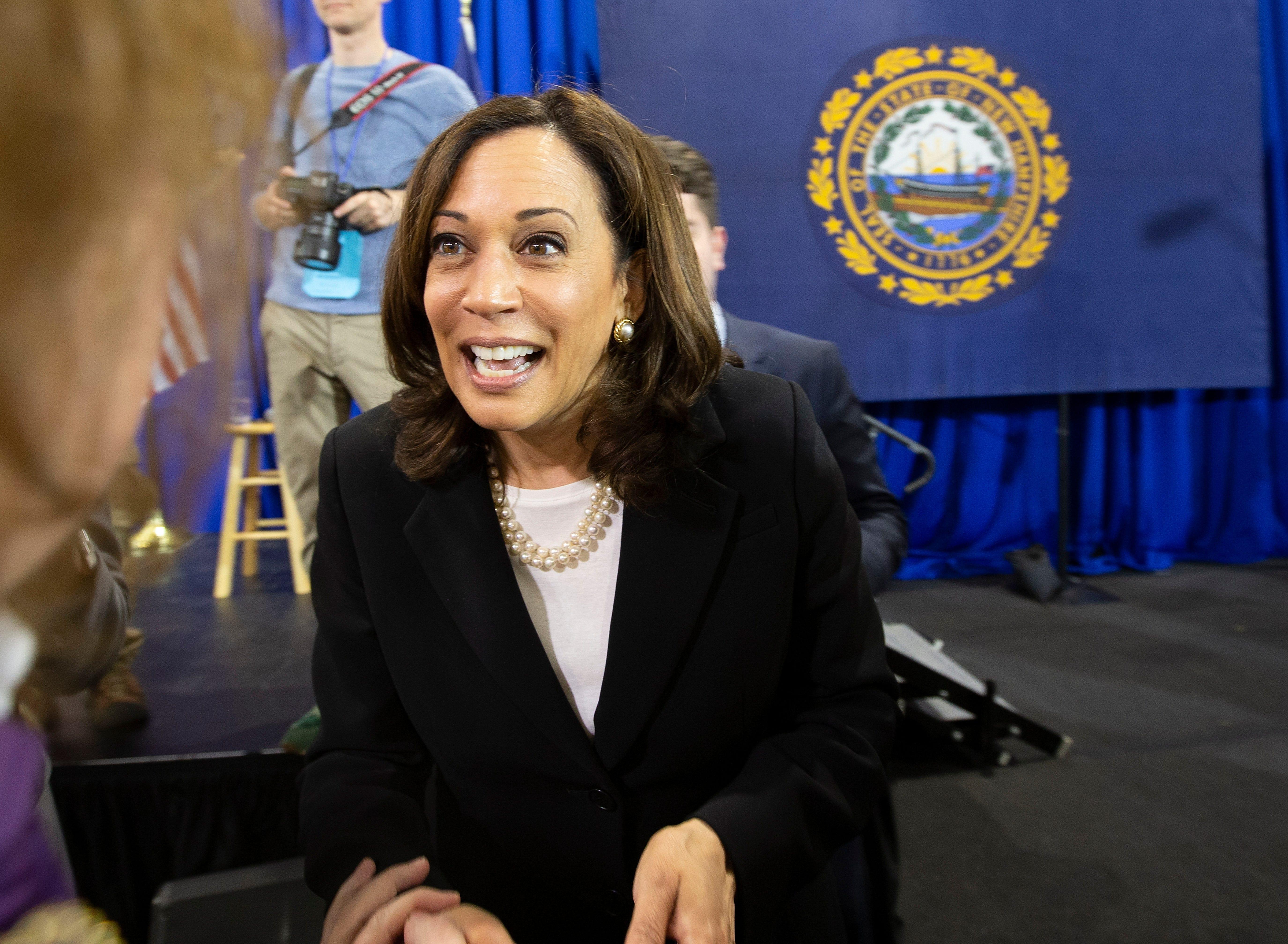 Kamala Harris says she'll ban AR-15 imports if she wins White House