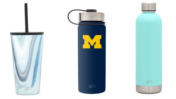 These stylish bottles are at a great price.
