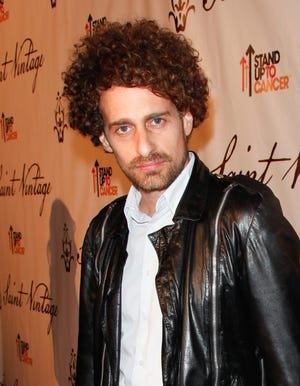 Actor Isaac Kappy attends the Saint Vintage Love Tour benefiting Stand Up 2 Cancer at The Andaz on March 22, 2012 in West Hollywood, California.
