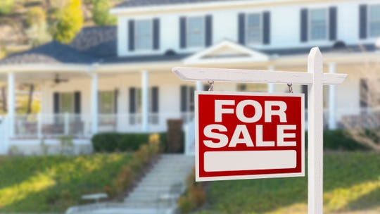 The inventory of existing homes for sale increased to 1.83 million, up 1.7% from a year ago.