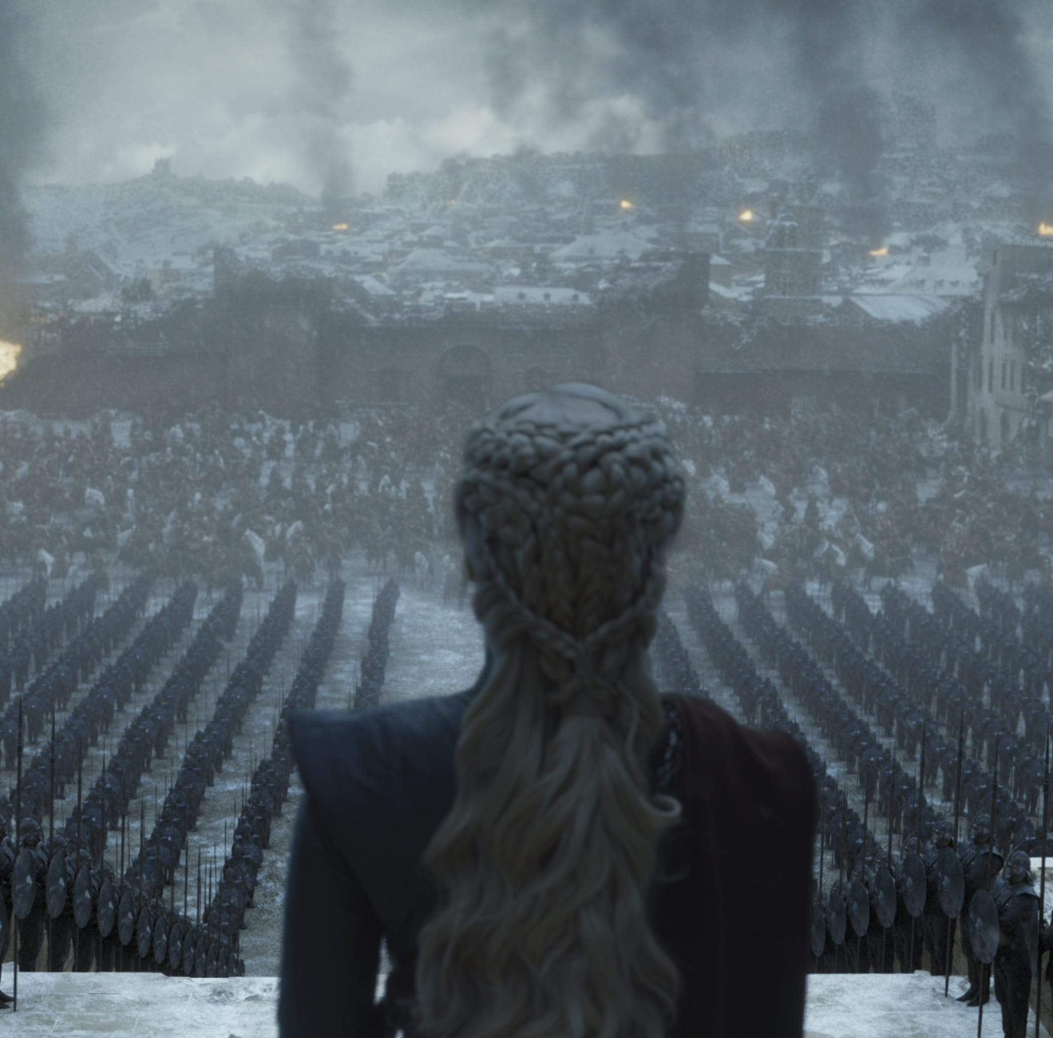 'Game of Thrones' finale is over and it was ... meh