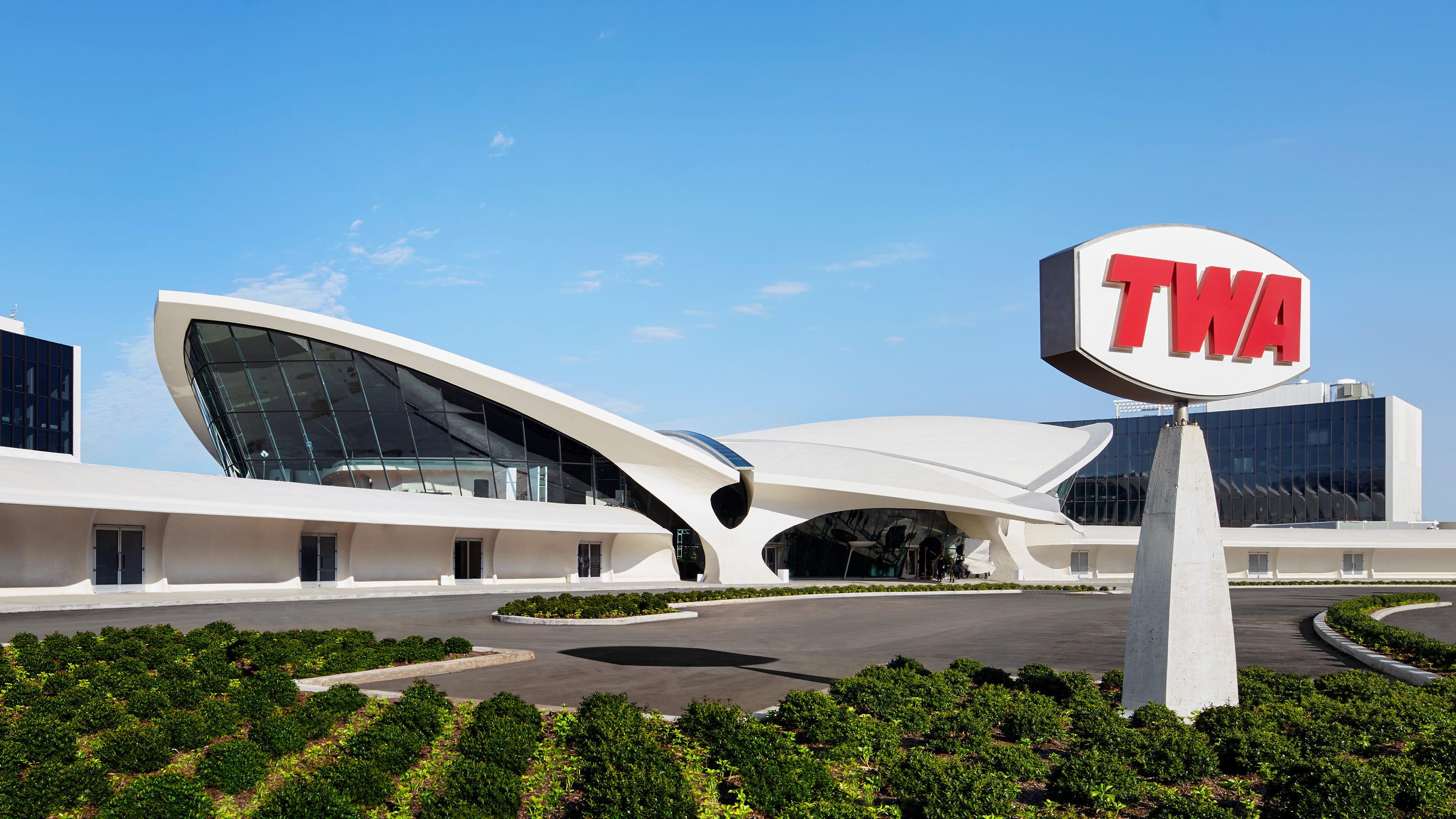 TWA Hotel at JFK Airport: Retro airport property opens in New York