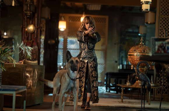 """Halle Berry trained so she could do almost all of her own fighting and shooting as Sofia in """"John Wick: Chapter 3 – Parabellum."""""""
