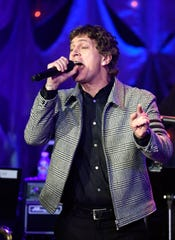 Rob Thomas performs onstage during the Pre-GRAMMY Gala on February 9, 2019 in Beverly Hills, California.