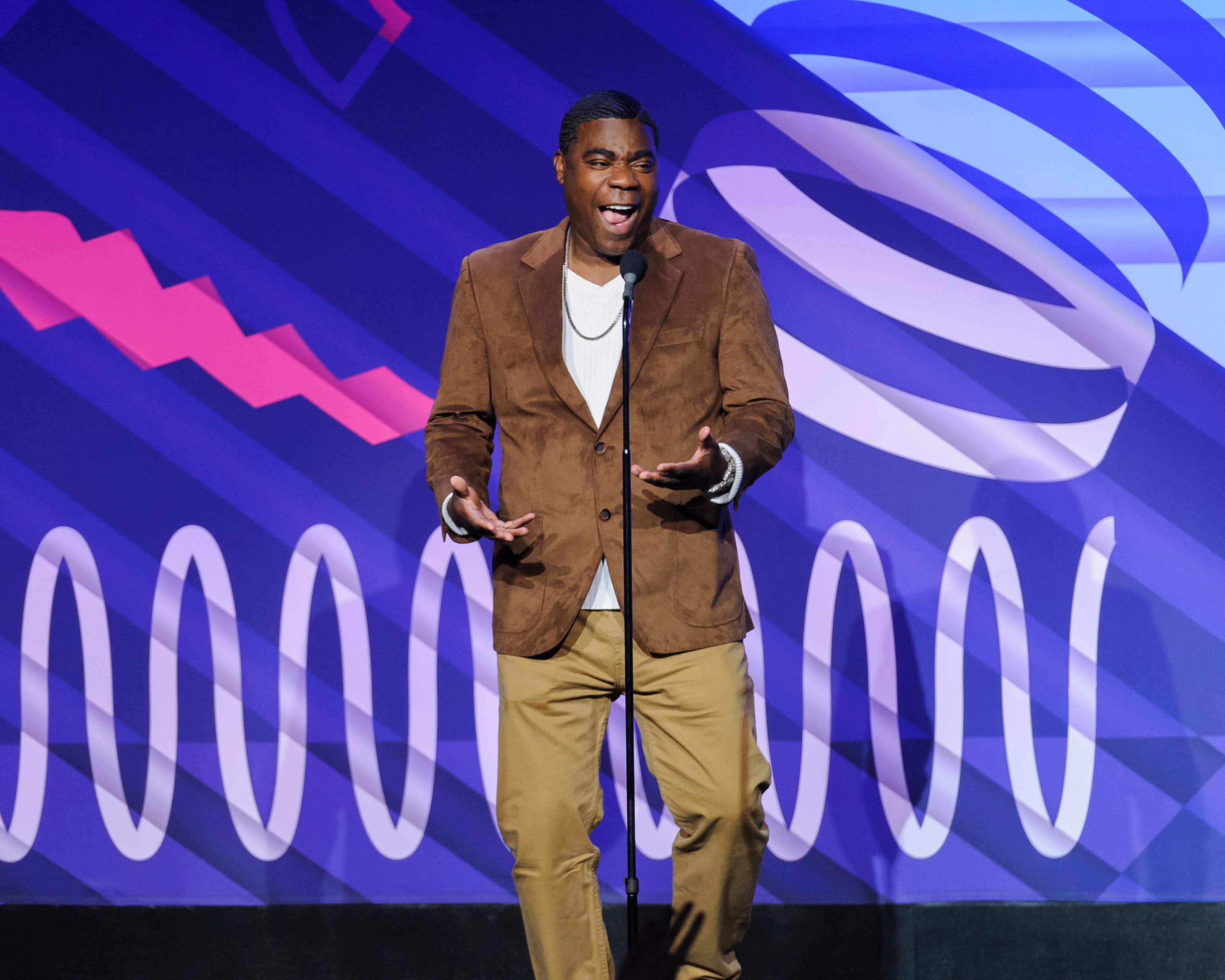 Tracy Morgan defends Trump amid coronavirus:  Now is not the time for blame