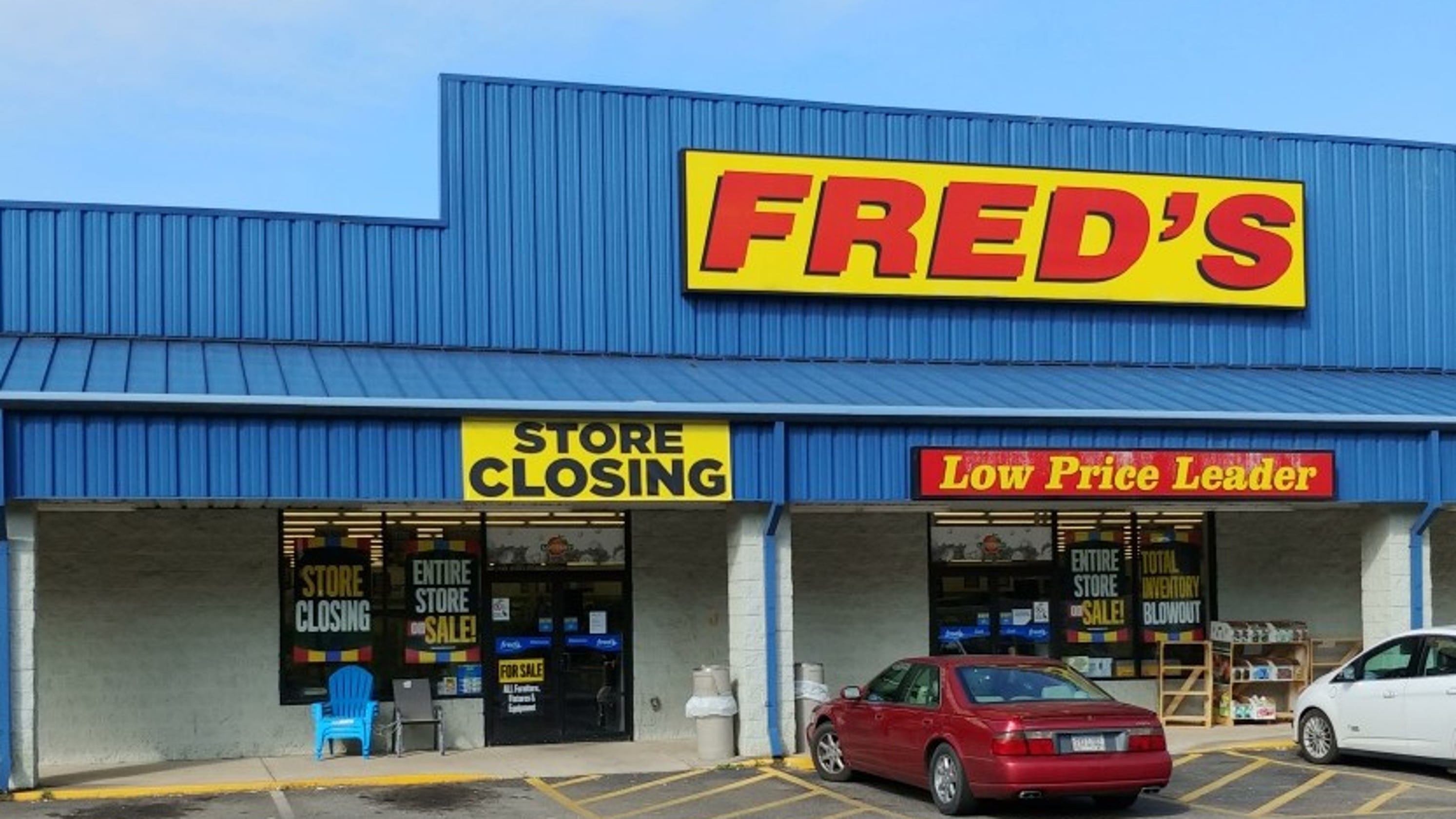 Fred's store closure list: Retailer to close 129 more locations