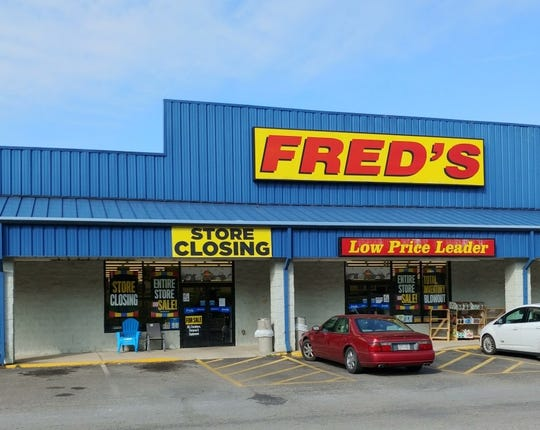 Fred's will have about 80 stores remaining after its next round of closures.