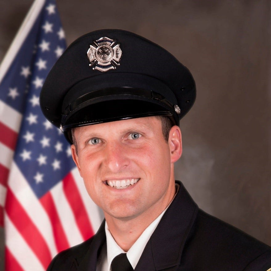 Public encouraged to line procession route for funeral of Appleton firefighter Mitchell Lundgaard