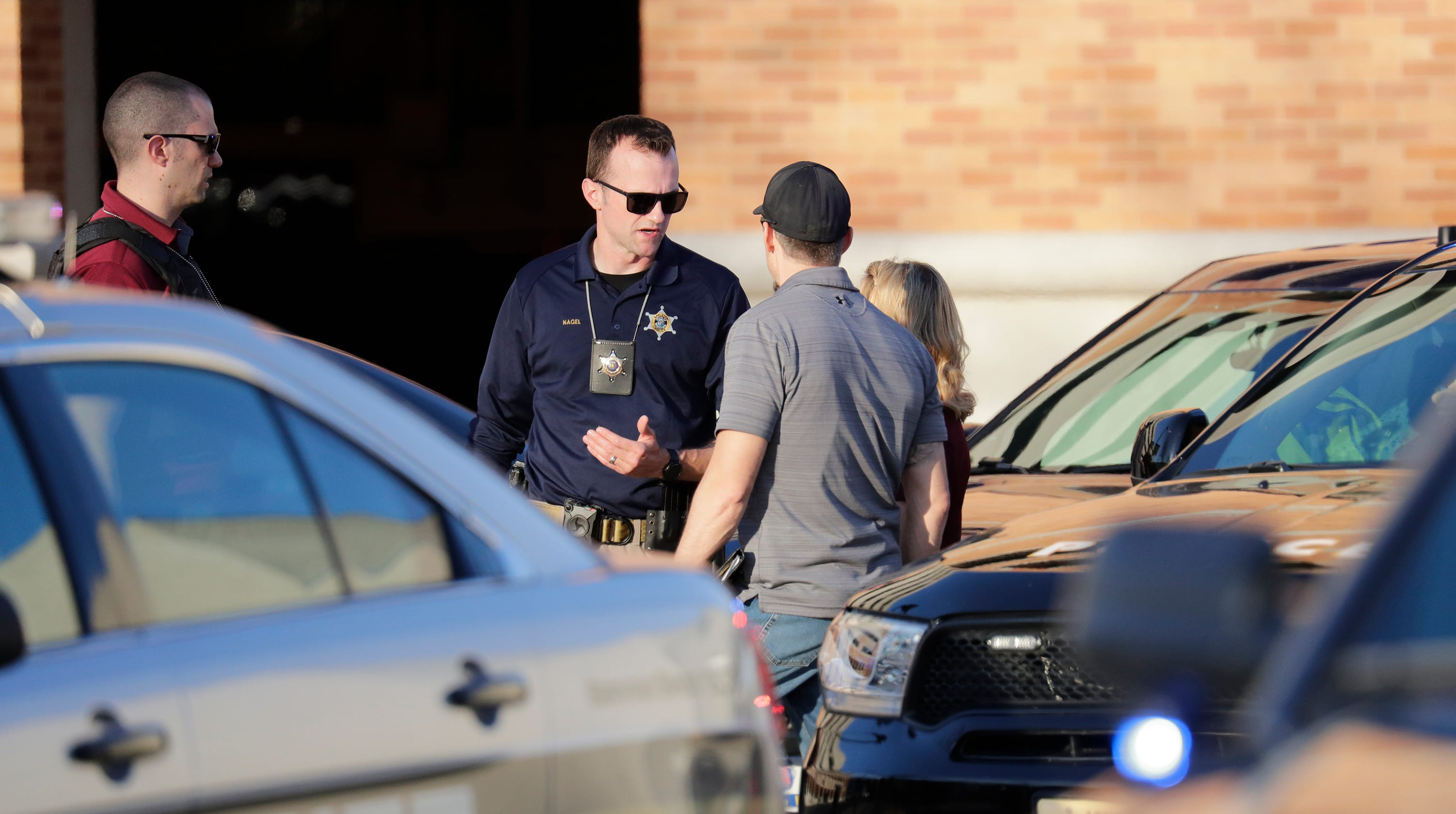 Appleton Shooting: Police, Fire Departments Pay Tribute On