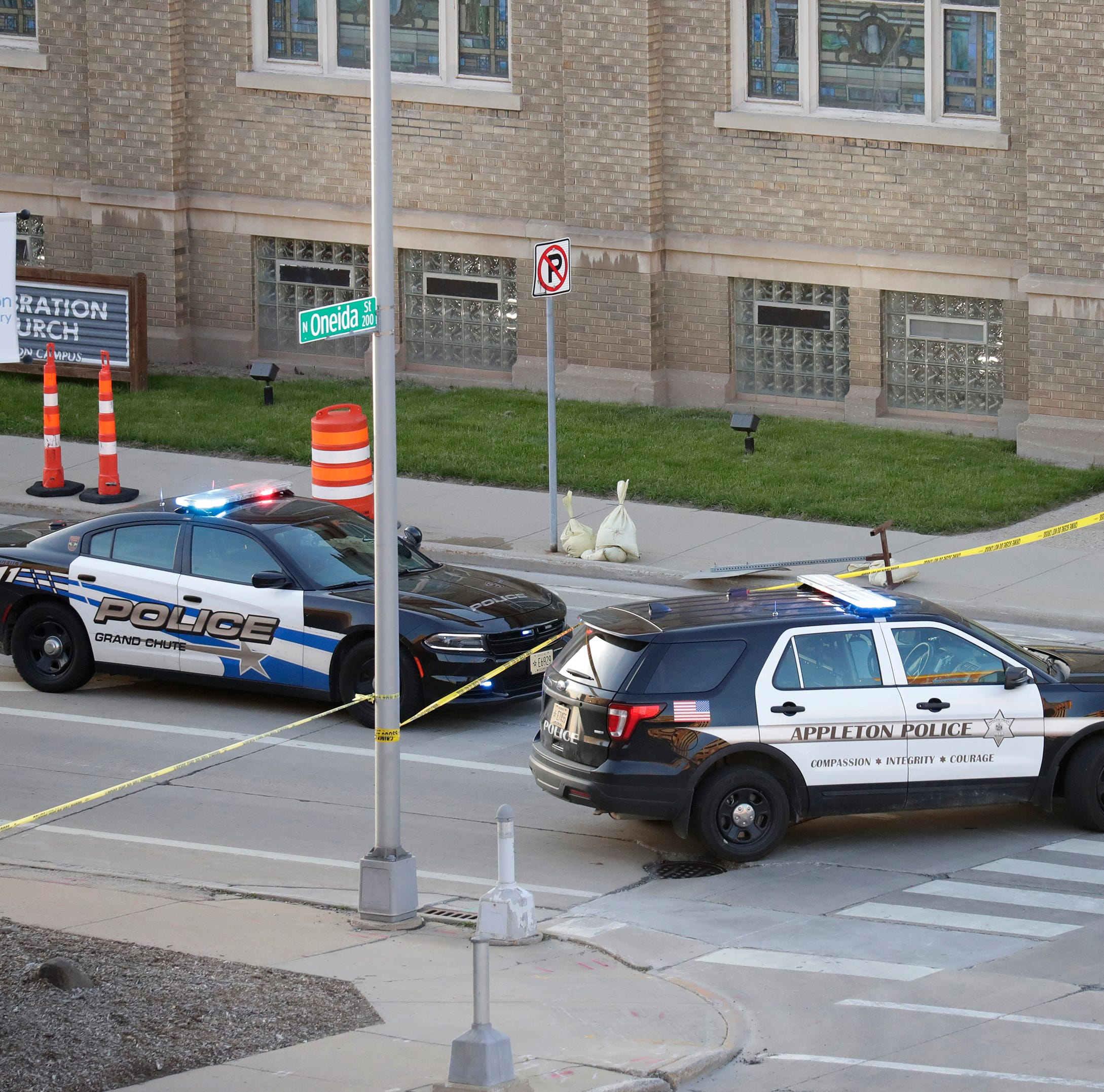 Appleton firefighter killed in Wednesday shooting; police officer, 2 others also shot