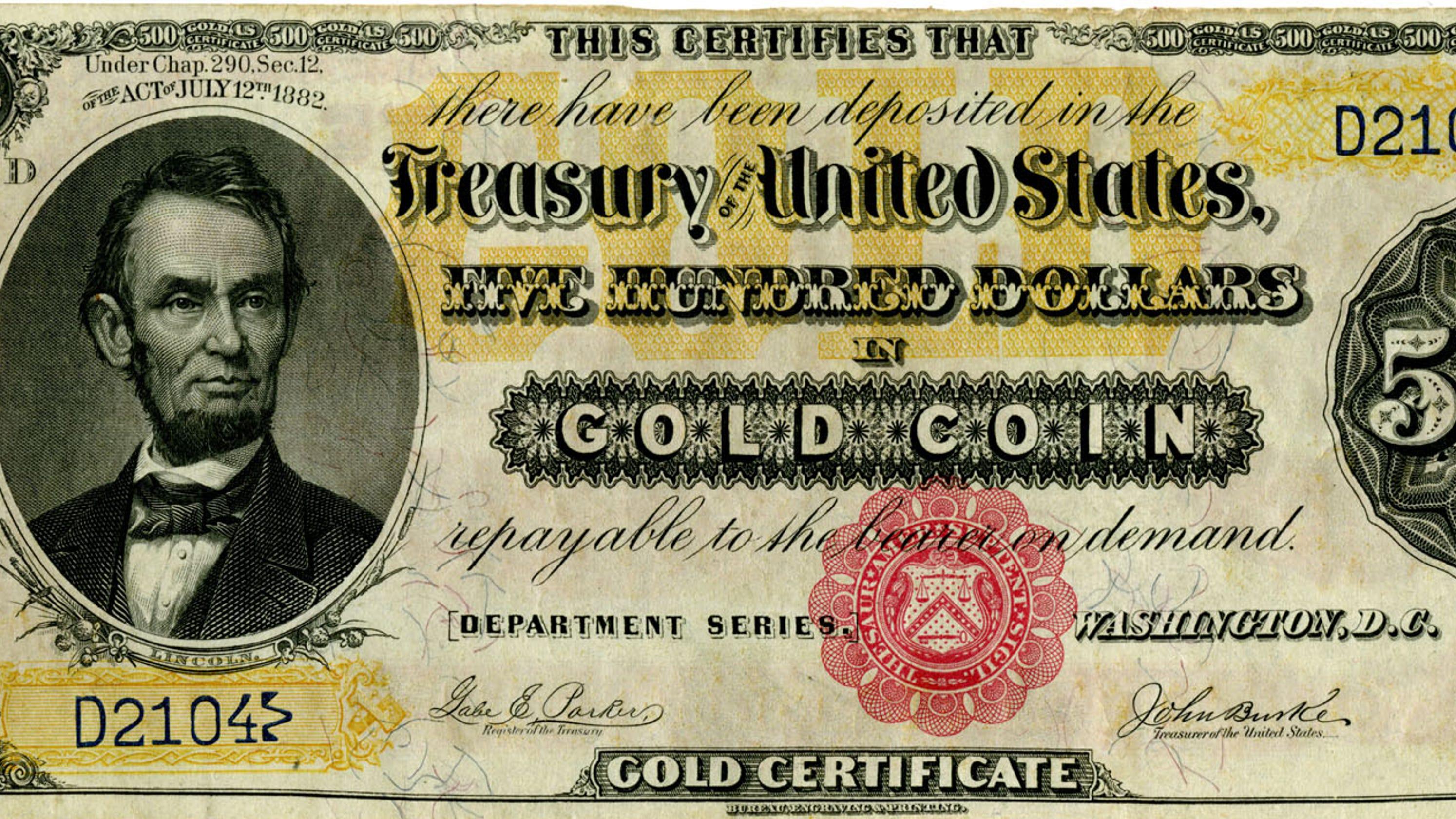 Asbury Park secret safe had $3 5M in gold certificates