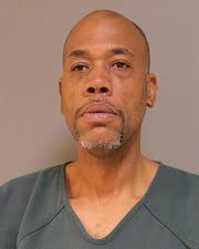 Irwin Greene, 48, of Asbury Park, is accused of using counterfeit bills in Lakewood.