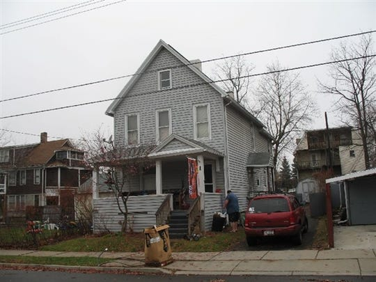 1 Parsons St., Binghamton, was sold for $42,000 on Feb. 22.