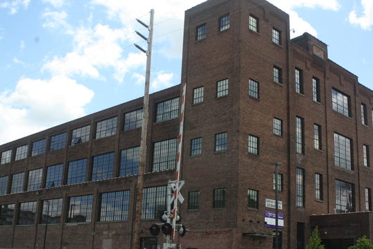 The first floor of the Century Building, at 135 Baldwin St. in the Century Sunrise apartment complex in Johnson City, will soon be home to the Binghamton Brewing Co.