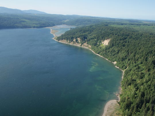 Thousands of acres are being added to a conservation area along Dabob Bay.