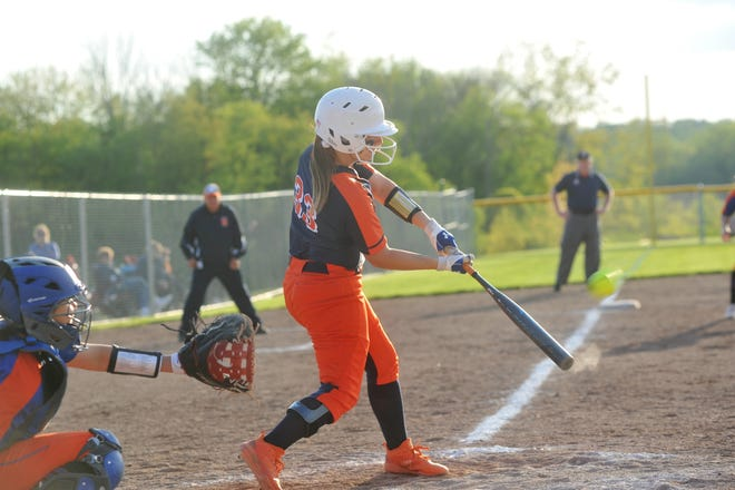 Nevaeh Clark was one of the best all-around players in the area last year.