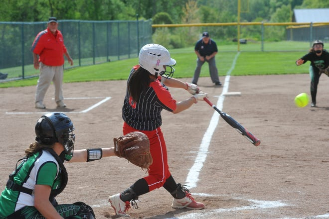 Junior Jade Torres led the team with 22 stolen bases and co-led in RBIs (33) with Rister.