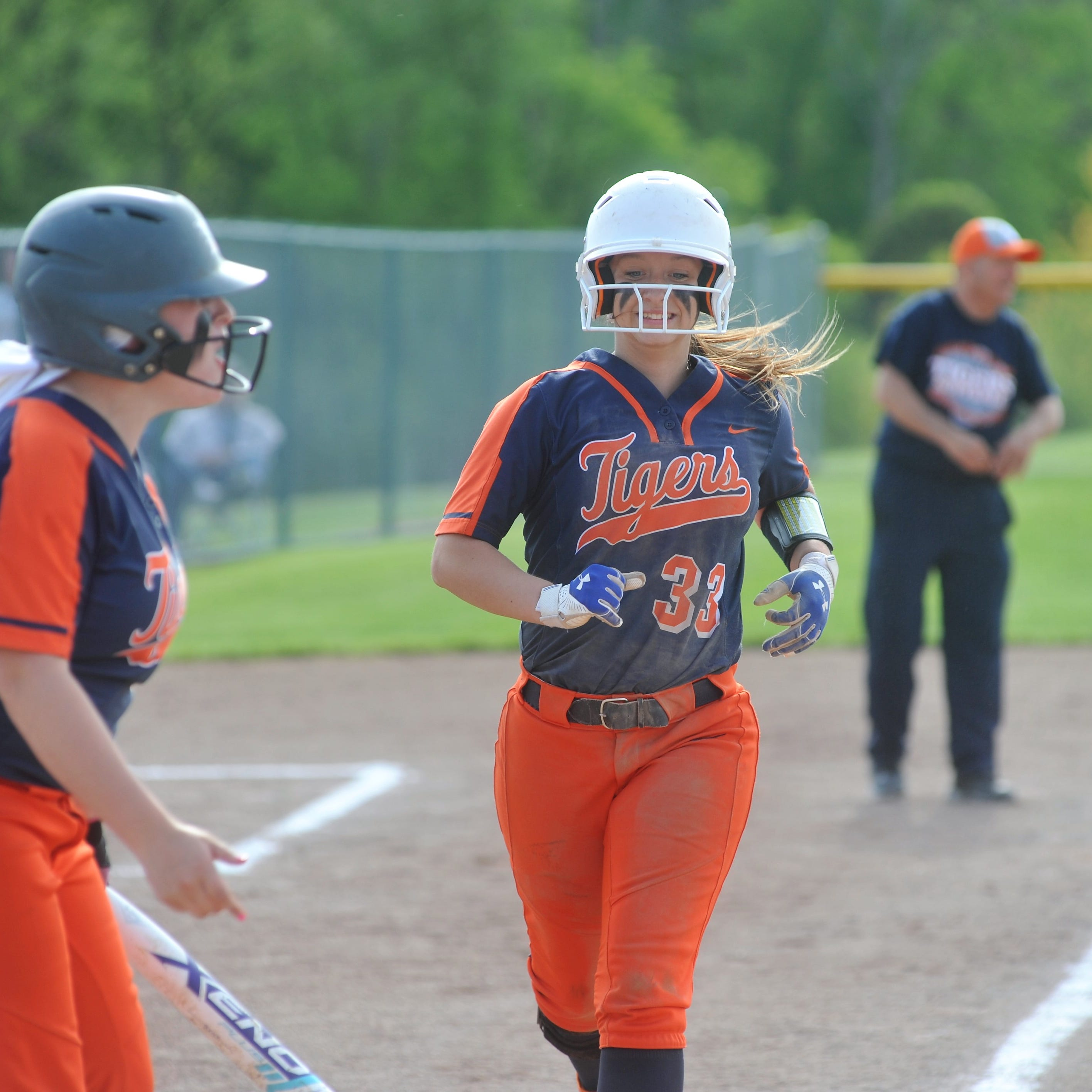 Back-to-back: Five homers power Galion over Bucyrus for district crown